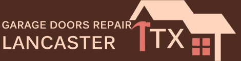 Garage Doors Repair Lancaster TX Logo